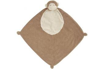 (Dark Brown Monkey) - Angel Dear Blankie (Brown Monkey, 0 - Months)
