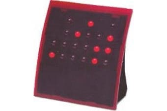Anelace Binary Clock Red LEDs