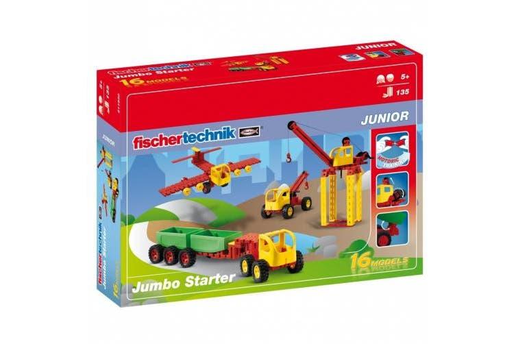 Fischertechnik Jumbo Starter Building Kit