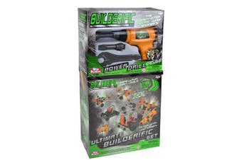 Redbox 24136-1 Builderific Power Drill