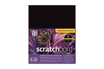 (8X10, 1/8 Inch Depth) - Ampersand Scratchbord 20cm . x 25cm . each
