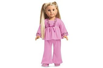 American Girl Julie's Pyjama Set