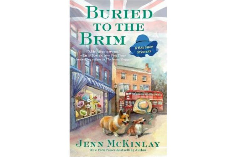 Buried to the Brim (Hat Shop Mystery)