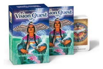 Vision Quest. Buch mit 78 Karten [German]