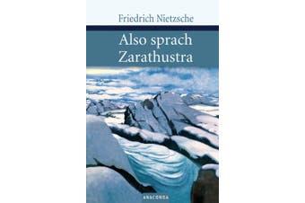 Also sprach Zarathustra [German]