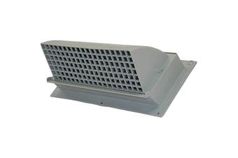 BUILDERS BEST 111872 Nemco(R) WC310 Heavy-Duty Plastic Range Hood Vent (Grey)