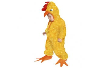 (Toddler (2T-4T)) - Charades Little Yellow Chick-2-4T