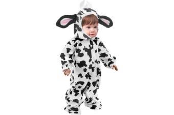 Child's Toddler Farm Animal Cow Costume (2-4T)