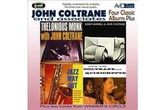 Four Classic Albums - John Coltrane