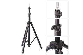 (1Pc, Hand Stand Tripod) - Eerya Mannequin Head Tripod Stand Heavy Duty Metal Adjustable Wig Holder Stand for Canvas Block Head Hairdressing Training Head Doll Head Manikin Mannequin Head with Carry Bag