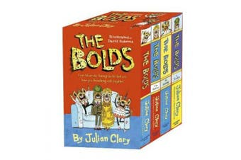 The Bolds Box Set (The Bolds)