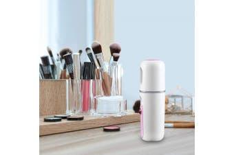 Comzler Nano Facial Mister Moisture Atomization for Eyelash Extensions, Portable Mini Nanometer Face Hydration Sprayer, USB Rechargeable Facial Steamer Mist, 1 Pack
