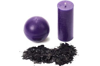 (Violet) - Candle Shop - Violet colour 60ml - Dye chips for making candles - Candle wax Dye - A great choice of colour