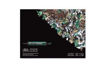 (9x12) - Winsor & Newton Bleedproof Marker Paper Pad, 23cm x 30cm