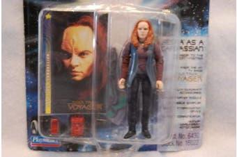 Vintage 1997 Star Trek Voyagers Seska as a Cardassian Advisor to the Kazon-Nistrim