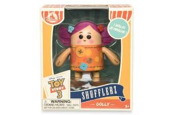 Disney Dolly Shufflerz Walking Figure - Toy Story 3