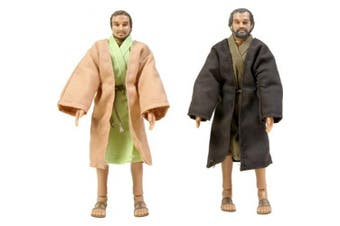 Resurrection Peter and John