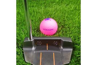 (Pink) - Craftsman Golf Golf Matte Balls 2-Dozen
