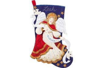 Bucilla 86860 Christmas Angel Stocking Kit