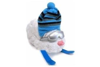 Zhu Zhu Pets Hamster Outfit Skis Hat