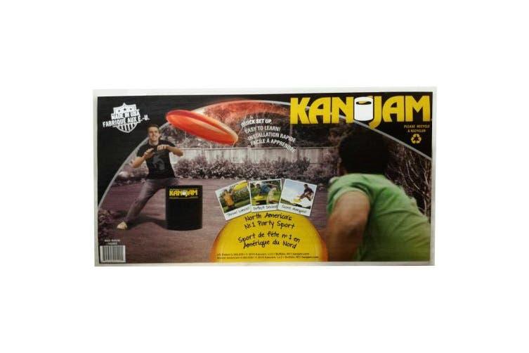 (NA, yellow) - Kan Jam Official Game Set