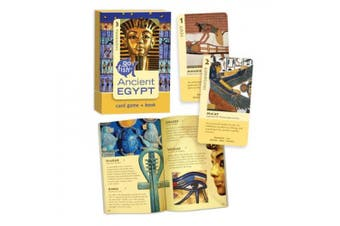 Go Fish Cards And Book: Ancient Egypt