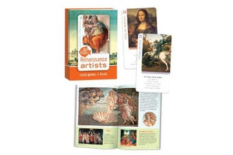 Renaissance Artisits, Go Fish for Art cards and book