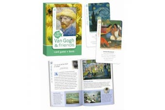 (1, classic) - Van Gogh & Friends, Go Fish for Art cards and book