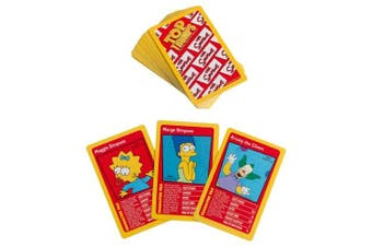 Top Trumps The Simpsons Card Game