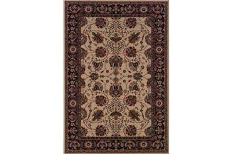 (0.6m0m x 0.9m0) - Oriental Weavers Ariana 0.6m x 0.9m Machine Woven Rug in Ivory