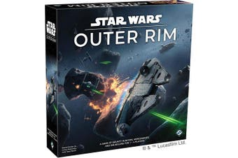 Fantasy Flight Games Star Wars: Outer Rim Board Game