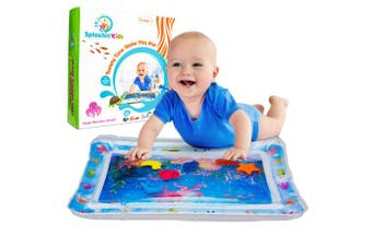 Splashin'kids Inflatable Tummy Time Premium Water mat