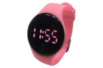 (Pink) - Kidnovations Premium Potty Training Watch - Rechargeable, Water Resistant, Toddler Reminder Watch for Toilet Training Boys & Girls - Potty Trainer Alarm/Timer & Bathroom Training for Kids & Toddler