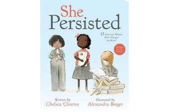 She Persisted [Board book]