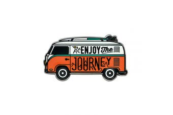 (Enjoy The Journey) - Asilda Store Lapel Enamel Pin [with Deluxe Pin Lock] (Enjoy The Journey)