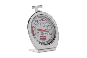 (Refrigerator/Freezer/Cooler Thermometer) - Rubbermaid Refrigerator/Freezer Thermometer
