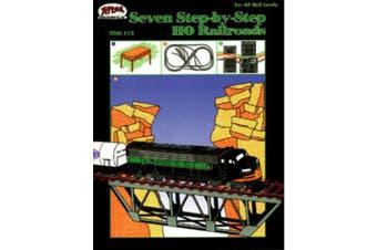 ATLAS MODEL 13 Seven Step-By-Step HO Railroads by Atlas