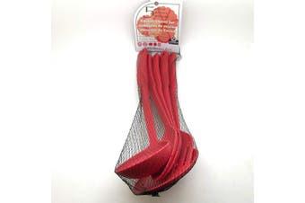 (Red) - Cook's Corner 5-Piece Nylon Kitchen Utensil Set (Red)