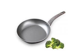 (24cm  Square Fry Pan) - Not a Square Pan SP-1024 24cm Classic Nonstick Square Fry Pan, Grey
