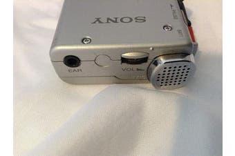 Sony M-447 Pressman Microcassette Recorder