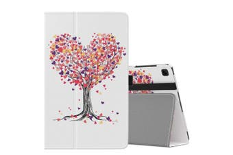 (Love Tree) - MoKo Case Fit Samsung Galaxy Tab A 10.1 2019, Premium Slim Folding Stand Cover Case for Galaxy Tab A 26cm SM-T510/SM-T515 2019 Release Tablet - Love Tree
