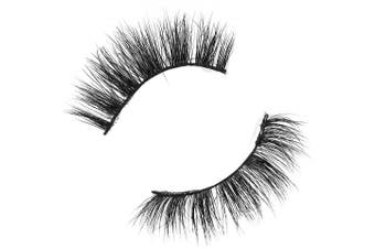 (Giza) - 5D Real Mink Lashes | 100% Handmade | Cruelty Free | 25-30 Times Reusable False Eyelashes | Wispy Eyelash Strips | Dramatic | Soft | Lash Perfection | Fluffy Volume | Luxurious (Giza)