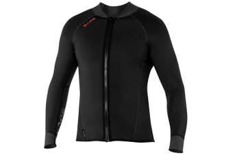 (Small) - Bare Mens EXOWEAR Full Zip Jacket