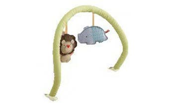 Safari Soothing Motions Glider - Replacement Toy Bar with Toys X7041