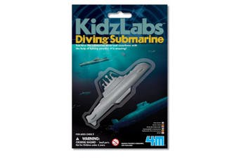 4M Mini Science - Diving Submarine