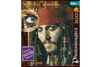 Buffalo Games Pirates III: Captain Jack Sparrow
