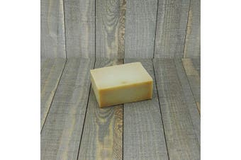 (Single Bar) - Olive Oil Bar Soap - Natural Mediterranean, 100% Artisan Crafted Pure Quality (Single Bar)