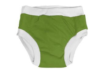 Imagine Baby Products Training Pants, Emerald, Small