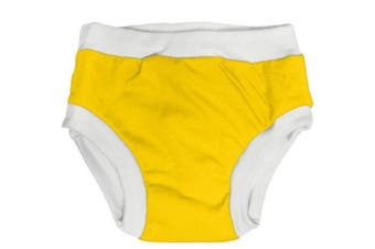 Imagine Baby Products Training Pants, Marigold, Small