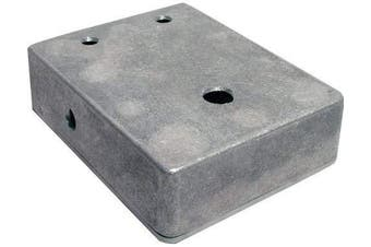 Chassis Box - Made in Taiwan, Diecast Aluminium, Pre-drilled